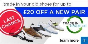 FootJoy shoe trade in