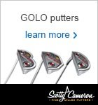 Titleist Scotty Cameron GoLo putters
