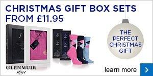 Glenmuir box sets - the perfect Christmas gift