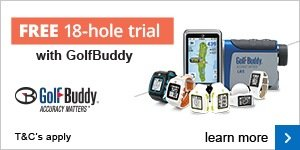 GolfBuddy 18 Hole Trial - 2016